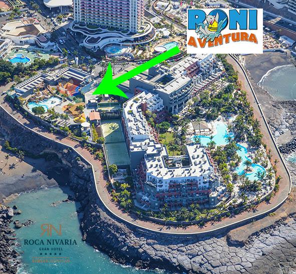 RoniAventura ubicación blog