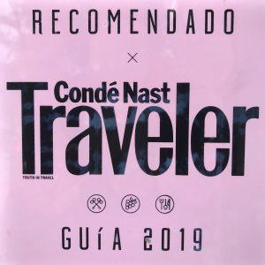 condé nast traveler 2019 La Cúpula